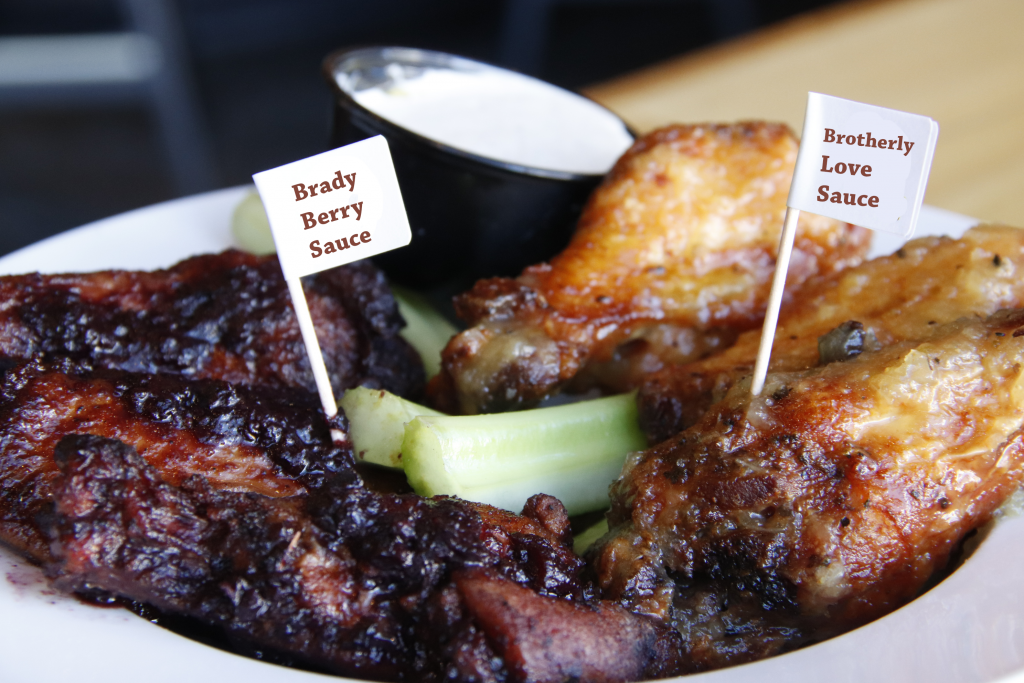 Smoked Barbecue Wings